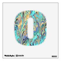 marble pattern pattern Wall Decal