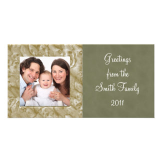 Marble Picture Card