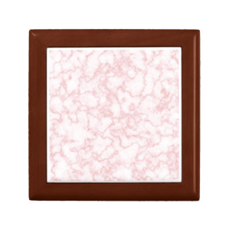 marble pink jewelry box