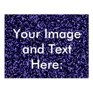 Marble Plain Blue Template Background Postcard