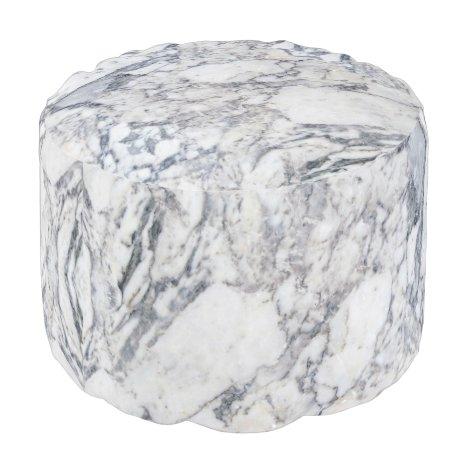 """""""Marble"""" Pouf"""