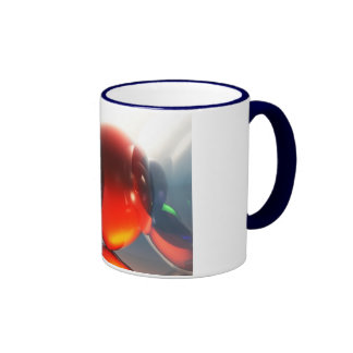 Marble Ringer Mug