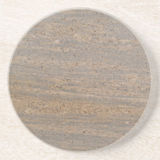 Marble Series--Brown coaster--1 of Many Colors Drink Coaster
