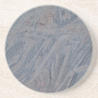 Marble Series--Gray coaster--1 of Many Colors Sandstone Coaster