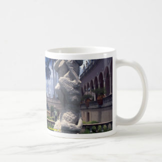 Marble statuary, John and Mabel Ringling Museum of Classic White Coffee Mug
