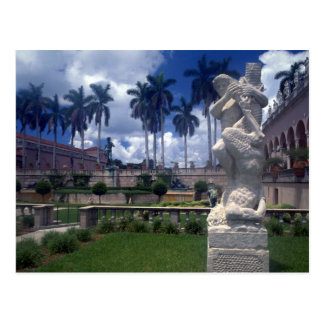 Marble statuary, John and Mabel Ringling Museum of Postcard