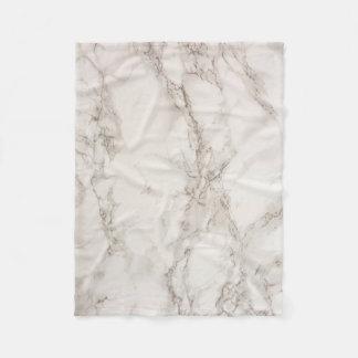 Marble Stone Fleece Blanket