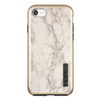 Marble Stone Incipio DualPro Shine iPhone 7 Case