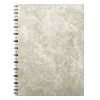 Marble Stone Look Background Spiral Notebook