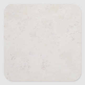 Marble Stone Neutral Gray Tile Background Template Square Sticker