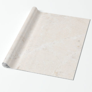 Marble Stone Neutral Tile Background Template Wrapping Paper