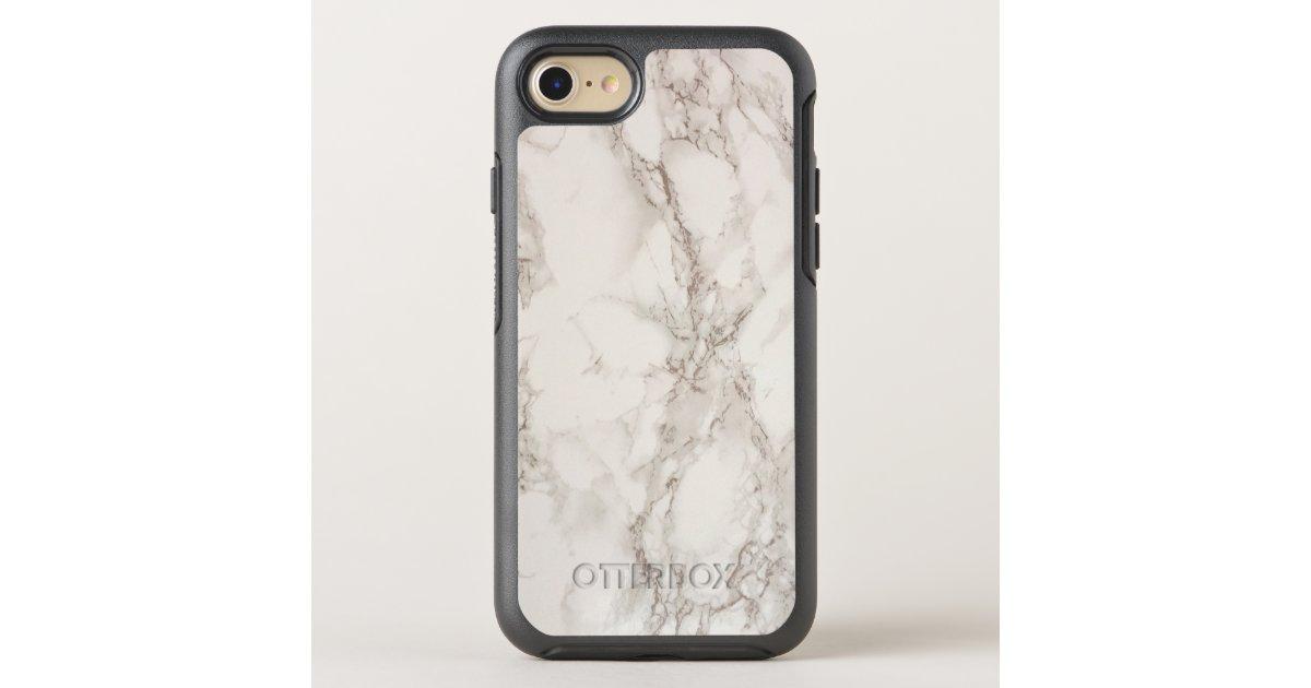 Marble Stone Otterbox Symmetry Iphone 7 Case Zazzle Com