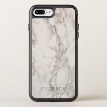 Marble Stone OtterBox Symmetry iPhone 7 Plus Case