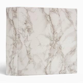 Marble Stone Recipe Binder