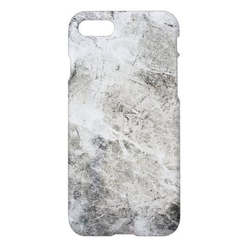 Marble Surface Scratched Texture iPhone 8/7 Case