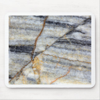 Marble surface with fractures. mouse pad