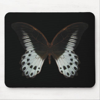 Marble Swallowtail Butterfly Mouse Pad