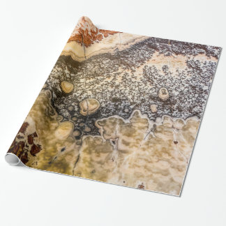 Marble Table Wrapping Paper