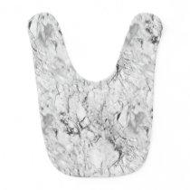 Marble Texture Bib
