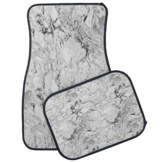 Marble Texture Car Floor Mat