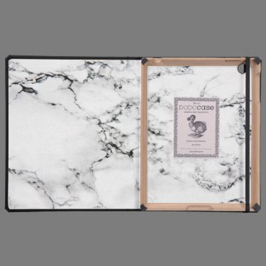 Marble texture covers for iPad