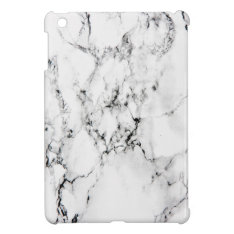 Marble Texture Ipad Mini Cover at Zazzle
