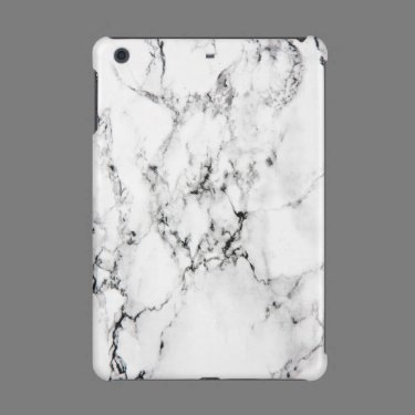 Marble texture iPad mini covers