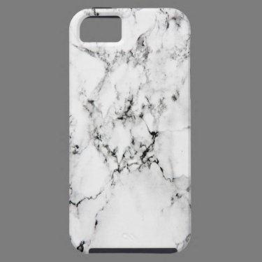 Marble texture iPhone 5 cover