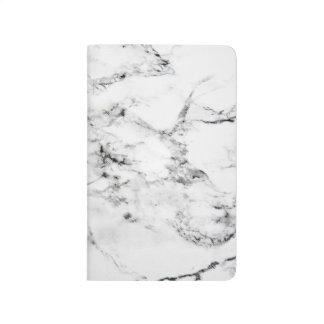 Marble texture journals