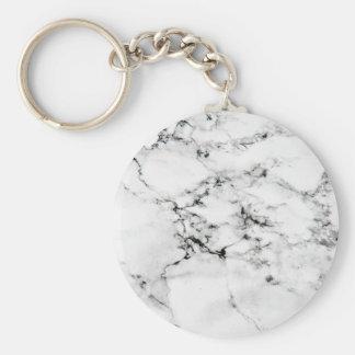 Marble texture keychain