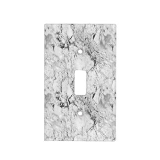 Marble Texture Light Switch Cover