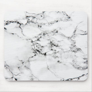 Marble texture mouse pad