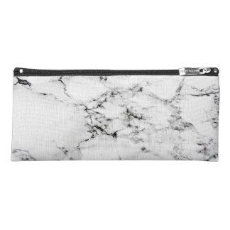 Marble texture pencil case