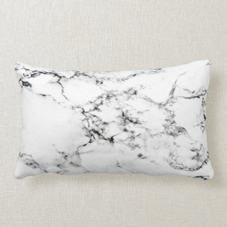 Marble texture pillow