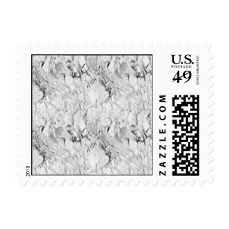 Marble Texture Postage