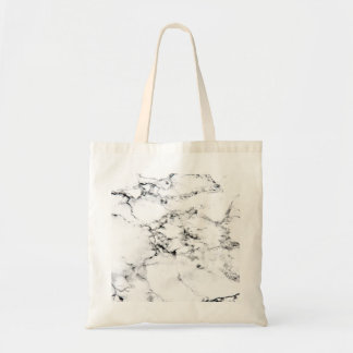 Marble texture tote bag