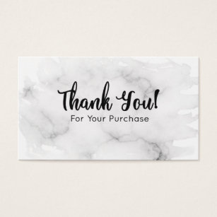Thank You For Your Purchase Gifts On Zazzle