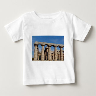 marble towers of ancient Greece Baby T-Shirt