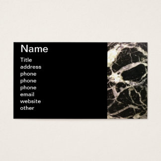 Marble - Verde Mare Business Card