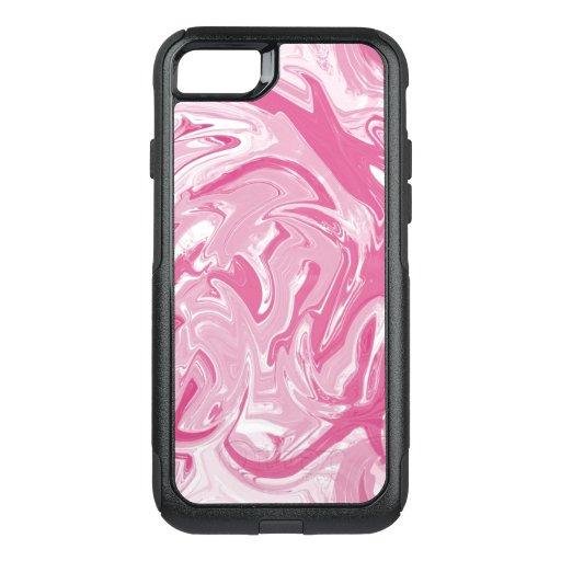 Marble | Zazzle_Growshop. OtterBox Commuter iPhone SE/8/7 Case