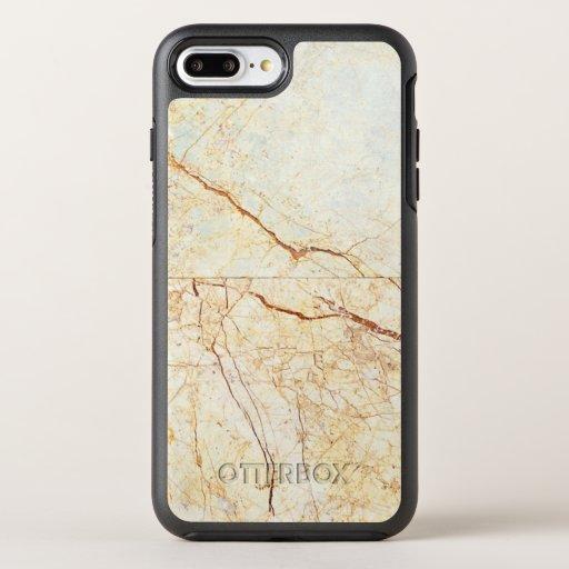 Marble | Zazzle_Growshop. OtterBox Symmetry iPhone 8 Plus/7 Plus Case