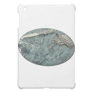 MarbleCheeseBoard082111 iPad Mini Cover