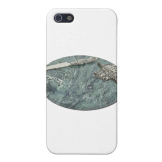 MarbleCheeseBoard082111 iPhone 5 Protectores