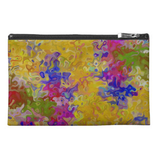 Marbled Abstract Travel Accessory Bags