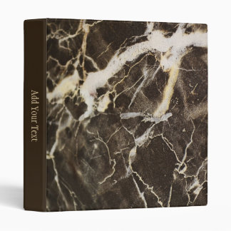 Marbled-Abstract Expressionism by Shirley Taylor 3 Ring Binder