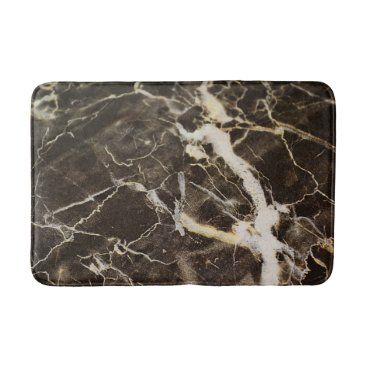 shirleytaylor Marbled-Abstract Expressionism by Shirley Taylor Bath Mat