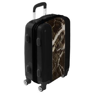 Marble Luggage Suitcases Zazzle