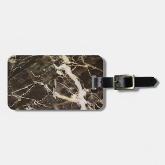 Marbled-Abstract Expressionism by Shirley Taylor Luggage Tag