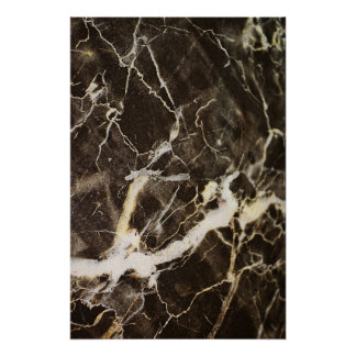 Marbled-Abstract Expressionism by Shirley Taylor Poster
