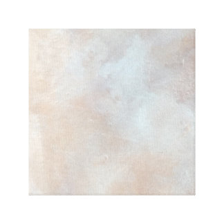 Marbled Cream Background Plaster Texture Marble Canvas Print